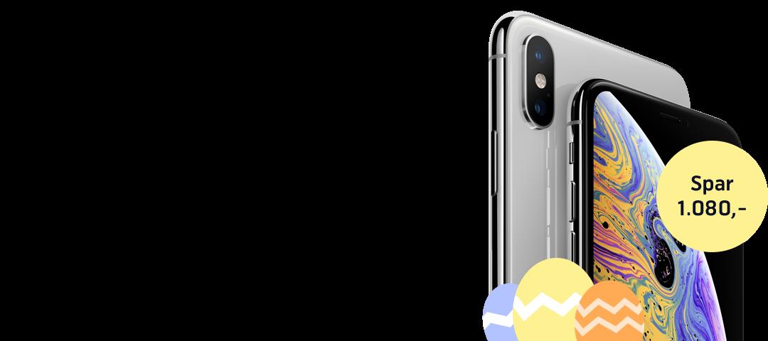 Danmarks billigste iPhone Xs