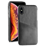 Vivanco Leather Case iPhone X/Xs