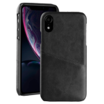 Vivanco Leather Case iPhone Xr