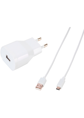 Vivanco Wall Charger USB-C White