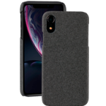 Vivanco Fabric Case iPhone Xr