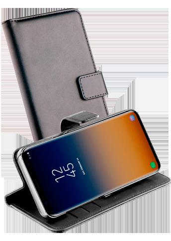 Vivanco Wallet Case Galaxy S9 Black
