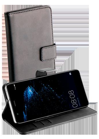 Vivanco Wallet Case Huawei P20Lite Black