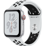Apple Watch 4 Nike+ Sil Alu White 44mm