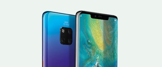 Huawei Mate 20 Pro til kun 50 kr./md.