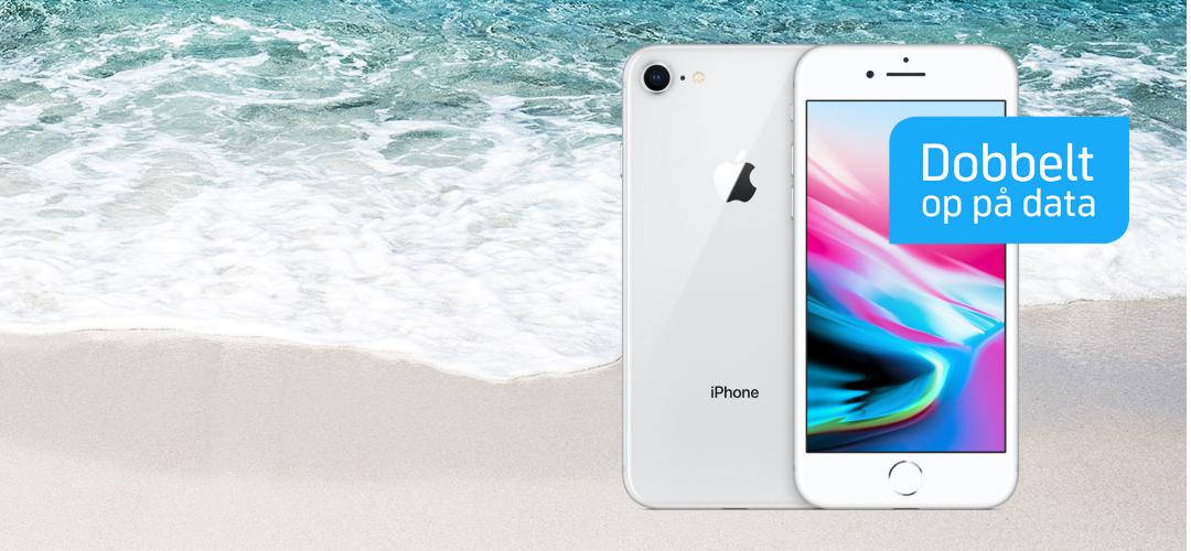 iPhone 8 til vild sommerpris