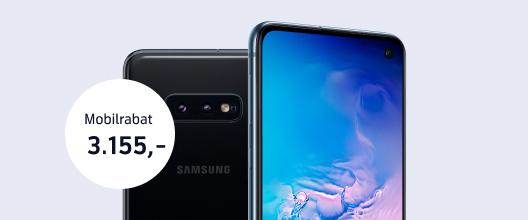 Vild pris på Samsung Galaxy S10e
