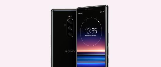 Skarp pris på Sony Xperia 1
