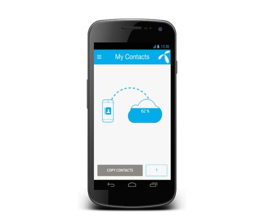 Telenors egen app