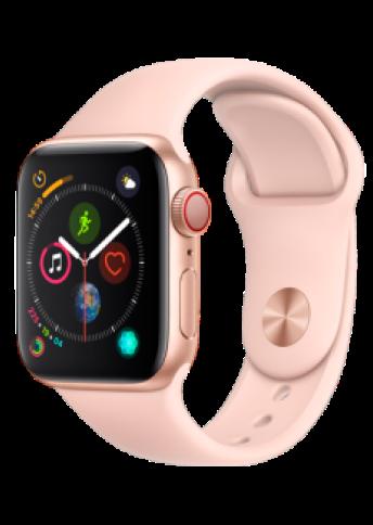 Apple Watch 4 GoldAlu PinkSandSport 40mm