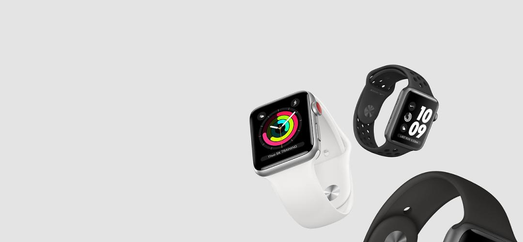 Køb Apple Watch med eSIM