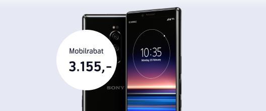 Stærk pris på Sony Xperia 1