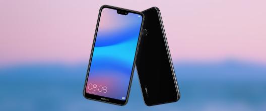 Stærk pris på Huawei P20 Lite