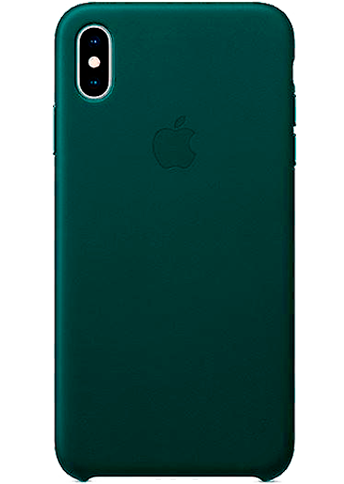Apple iPhone Xs Leather