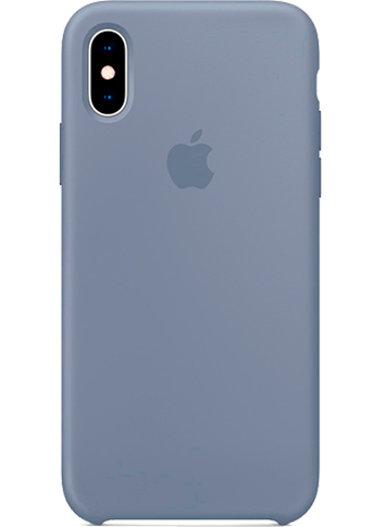 Apple iPhone Xs Silicone