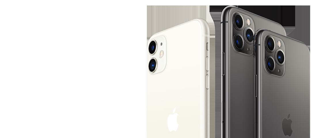 Forudbestil iPhone 11, 11 Pro & Pro Max