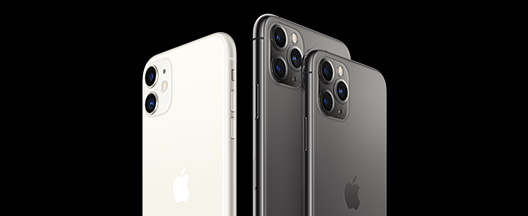 Køb din nye iPhone 11, 11 Pro & Pro Max