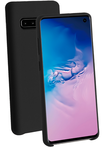 Vivanco Silicone Case Galaxy S10