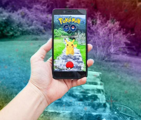 Pokémon GO, +9 år