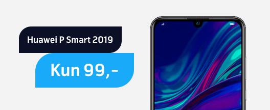 Køb din nye mobil til kun 99,-