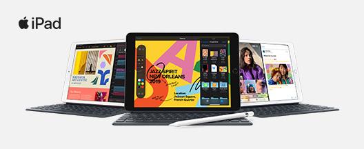 Skarp pris: iPad til kun 105 kr./md.