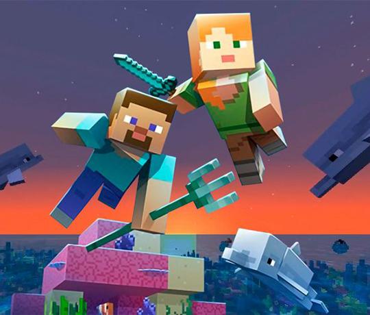Minecraft forældreguide