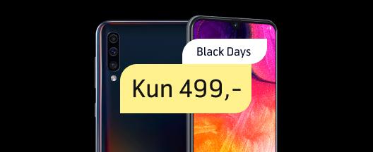 Stærk pris på Samsung Galaxy A50