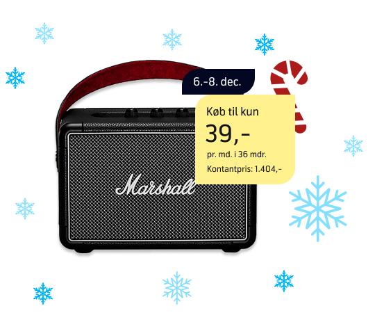 Marshall Killburn II Bluetooth højtaler