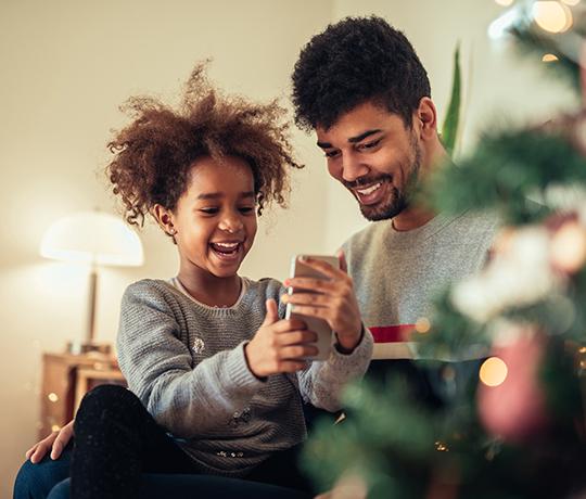 Danske julesange lige ved hånden