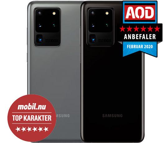 Samsung Galaxy S20 Ultra: Det bedste kamera nogensinde