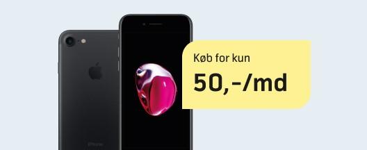 Vild pris på iPhone 7