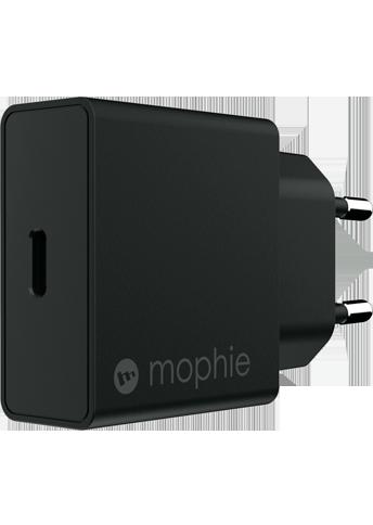 Mophie Vægoplader 18W USB-C u.kabel