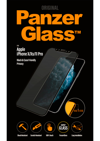 Panzerglass iPhone Xs/11Pro CaseFriendly