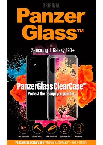 Panzerglass Clearcase Galaxy S20+