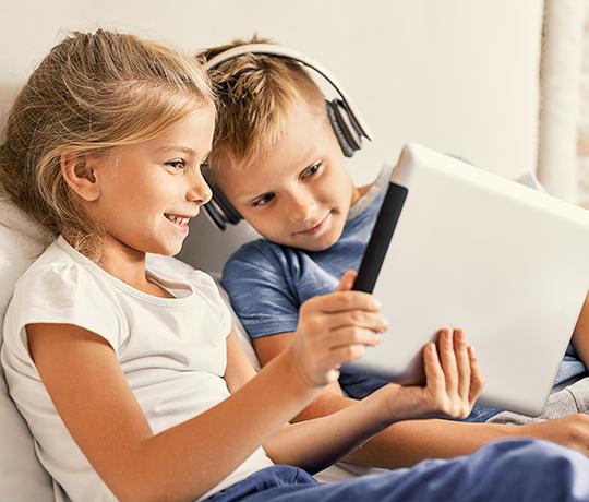 5 gode apps med både leg og læring