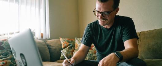 Sådan holder du gode videomøder hjemmefra