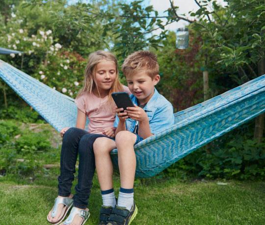 Løsninger til med mobilt internet