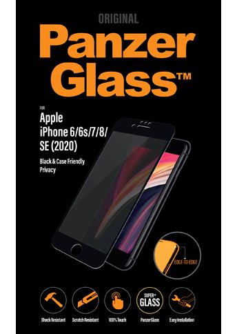PanzerGlass iPhone 7/8/SE CF Privacy