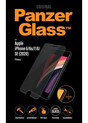 PanzerGlass iPhone 7/8/SE Privacy
