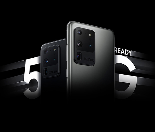 Samsung Galaxy S20: Den komplette mobiloplevelse