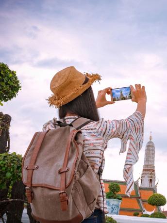 Brug din mobiltelefon i udlandet, som du gør derhjemme