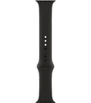 40mm Black Sport Band - Regular