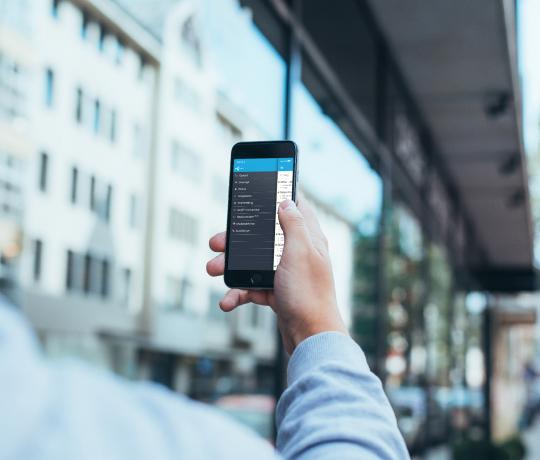 Call Management er nem mobil omstilling i lommen