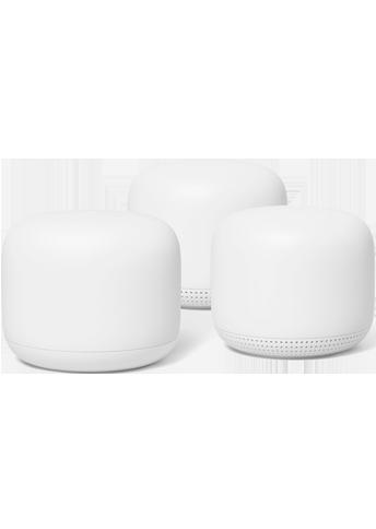 Google Nest Wifi Router+2pk Point