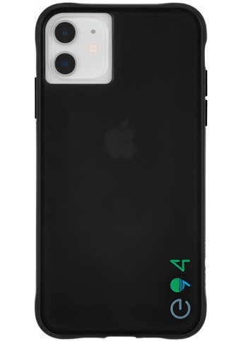 Case-Mate Eco94 iPhone XR/11 Smoke