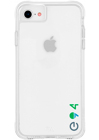 Case-Mate Eco94 iPhone 8/SE Clear