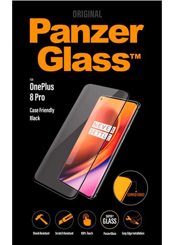 PanzerGlass OnePlus 8 Pro Case Friendly