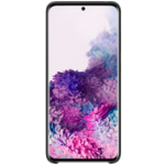 Samsung Galaxy S20 Silicone Cover Sort