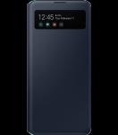 Samsung Galaxy A51 Wallet Black