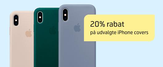 iPhone covers til vilde priser